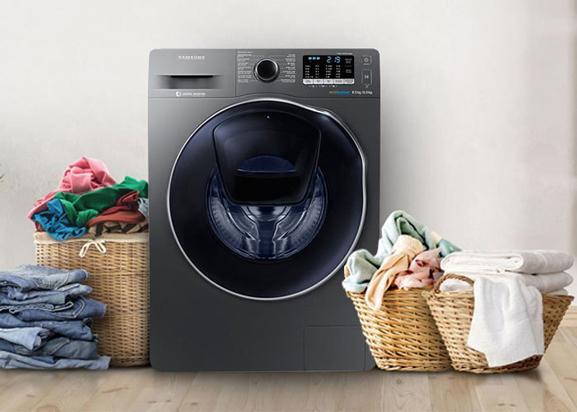 Máy giặt Samsung WD85K5410OX/SV
