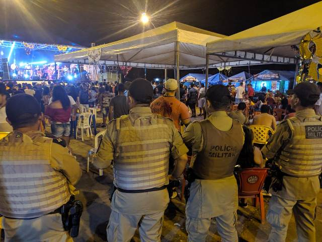 9º Batalhão da PM divulga resultado da Operação Carnaval 2020 na região do Bico