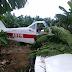 Cae avioneta en Esperanza, piloto sale con heridas leves