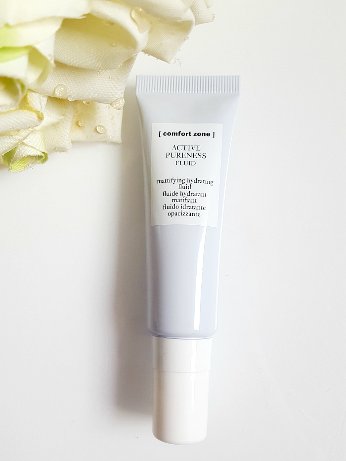Review: Comfort Zone ACTIVE PURENESS Mattifying Hydrating Fluid