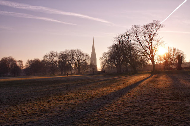 An Ode to Clissold Park