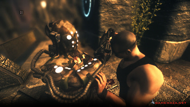 The Chronicles of Riddick Assault on Dark Athena Gameplay Screenshot 1