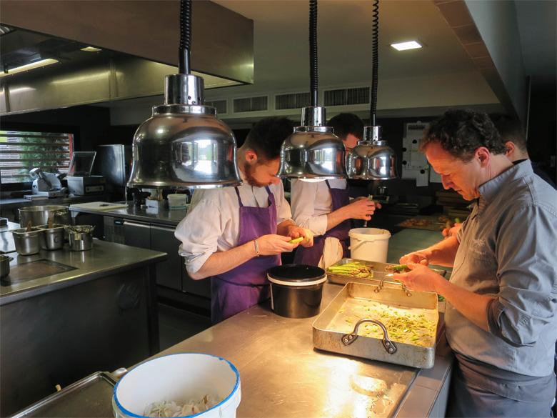 restaurant en Marge - Chef Frank Renimel Toulouse
