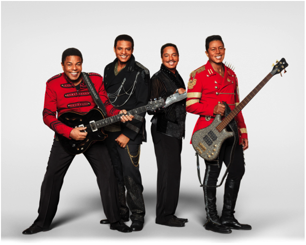 The Jacksons anunciam shows no Brasil