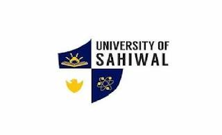 www.uosahiwal.edu.pk - University of Sahiwal Jobs 2021 in Pakistan