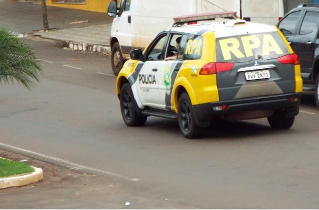 Jovem mulher reage e evita furto em Borrazópolis
