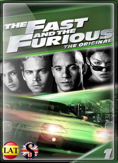 Rápido y Furioso (2001) FULL HD 1080P LATINO/INGLES
