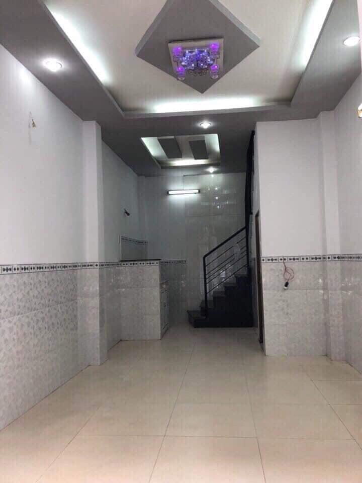 Bán nhà hẻm 28 Nguyễn Nhữ Lãm quận Tân Phú giá rẻ