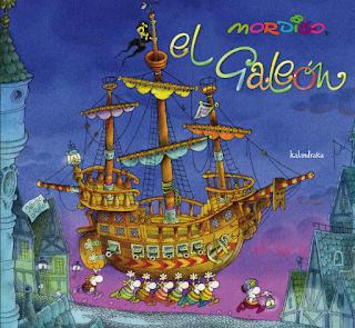 Mordillo El Galeón