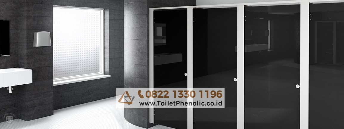 Toilet Cubicle Tanjungbalai (Partisi Kamar Mandi Phenolic) Murah