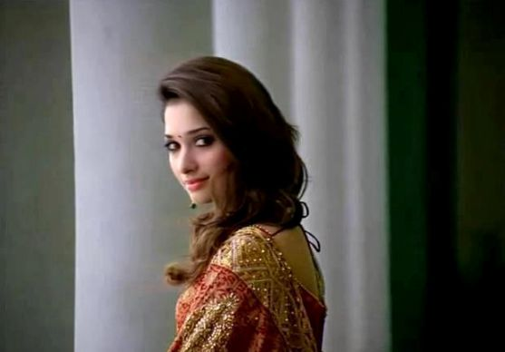 Tamanna in Saree Photoshoot | ~Picx~