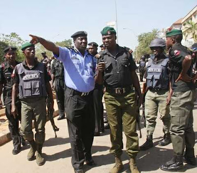 Policeman Arrested for Trying to Steal a Newborn Baby at a Hospital in Imo State