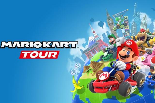 Mario Kart Tour اشترك لتحميل لعبة