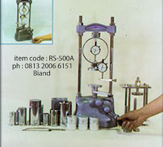 jual Unconfined Compression Machine