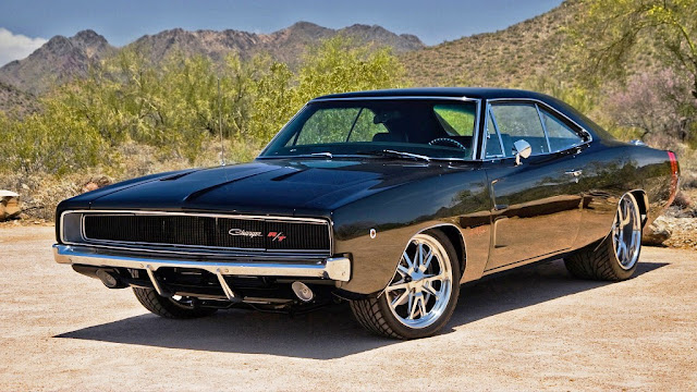 Dodge Charger Second generation: 1968–1970