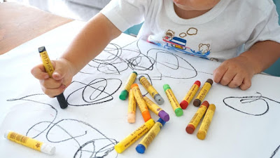 Seni pada anak usia dini
