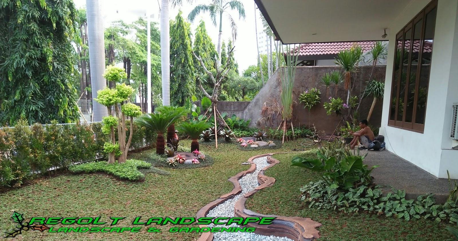 Tukang Taman Sidoarjo