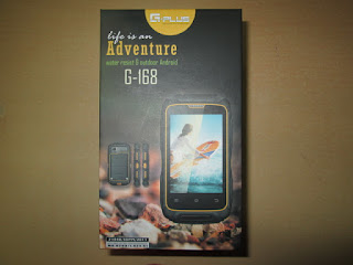 Hape Outdoor Gplus G-168 Android Murah