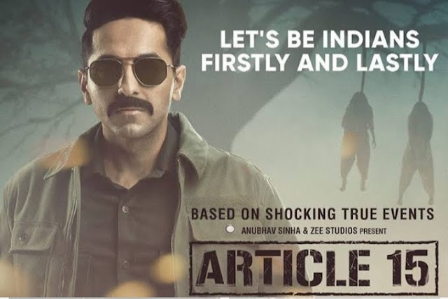 How to Download Artical 15 movie - 2019 free