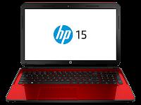 تحميل تعريفات hp 15 notebook pc