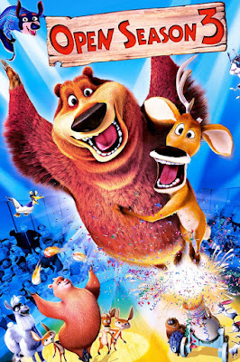 Open Season 3 (2010) Dual Audio Hindi 720p BRRip 550MB