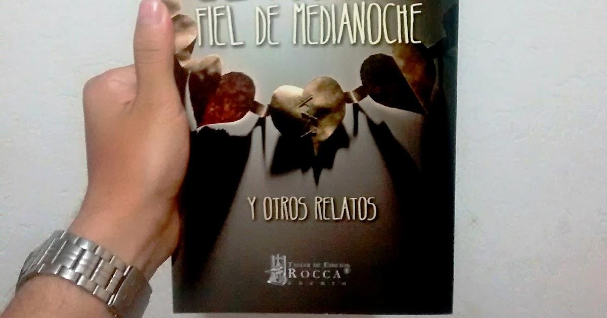 Reseña: El amante fiel de medianoche y otros relatos - Sergio Ocampo Madrid