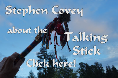 About the Talking Stick