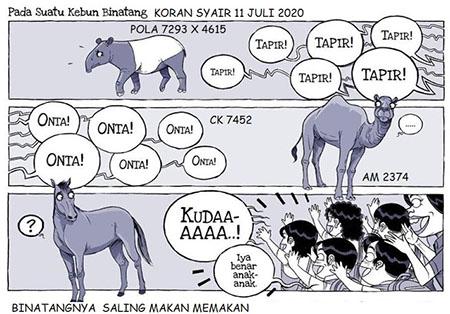 Koran Syair HK Sabtu