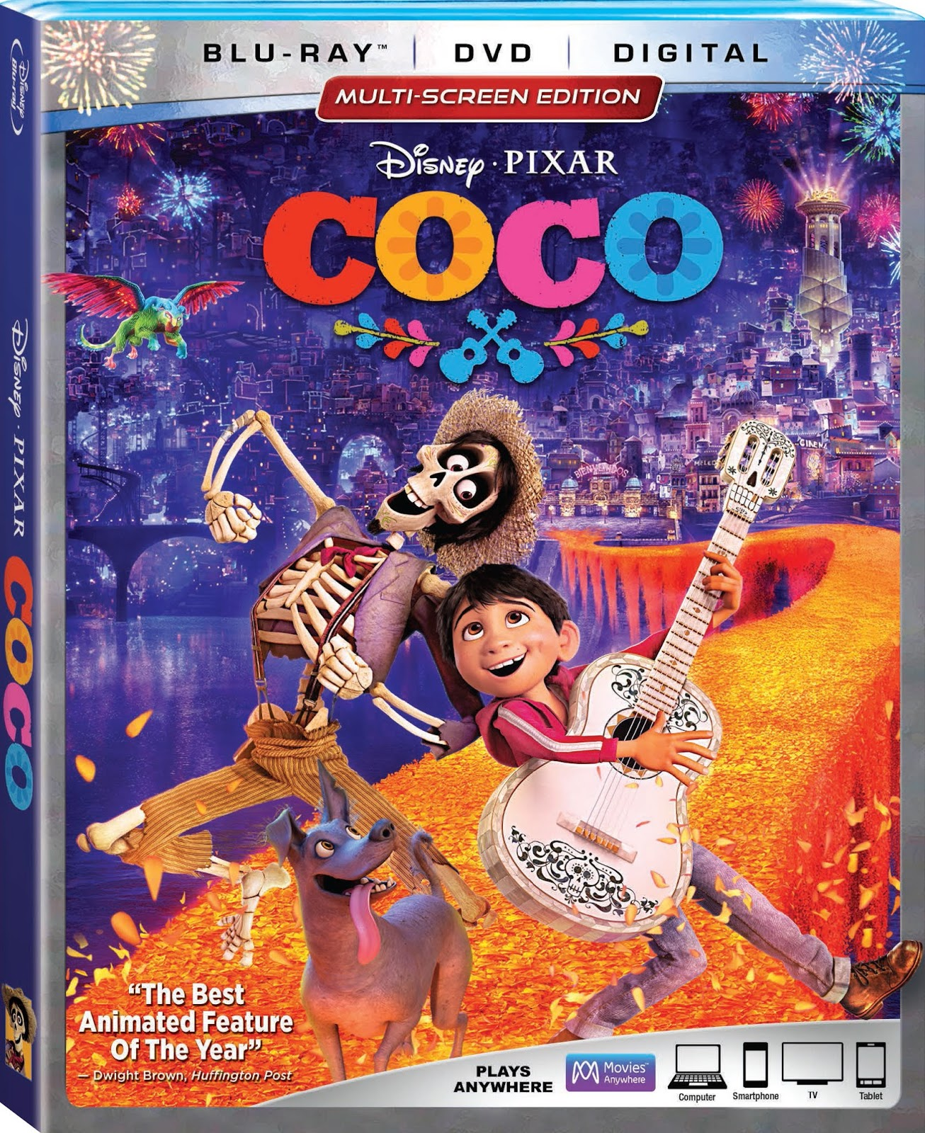 Chiil Mama New Release Disney Pixar S Award Winning Coco Now