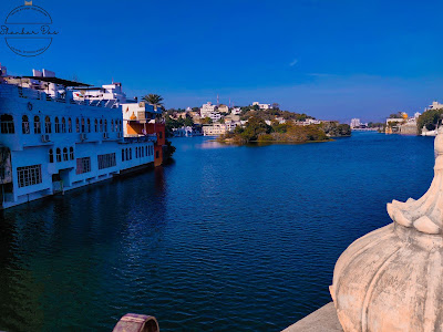 Udaipur the lake city