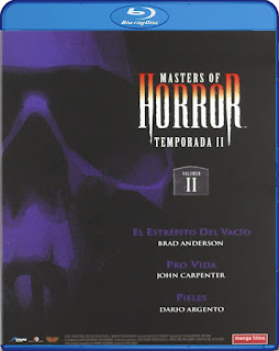 Masters of Horror – Temporada 2 Volumen 2 [BD25] *Con Audio Latino