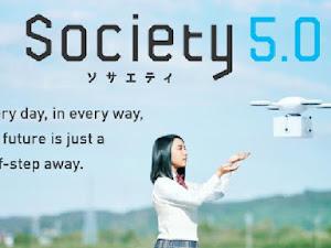 Upaya Jepang Wujudkan Society 5.0