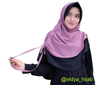 Conteh Jilbab Pet Antem