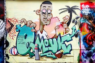 Sunday Street Art : OMcuk- rue Henri Noguères - Paris 19