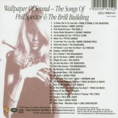 Wallpaper Of Sound The Songs Of Phil Spector