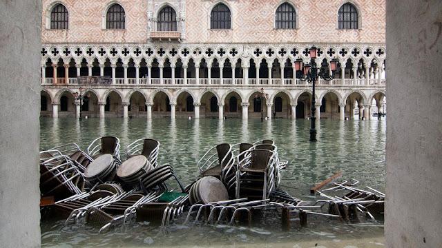 Inondations à Venise