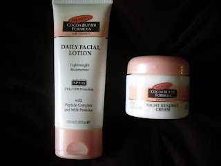 New Facial Products 102