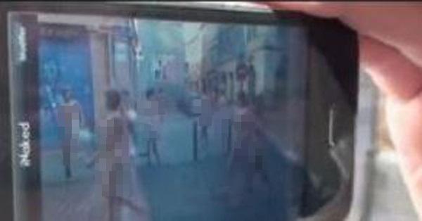 Install Aplikasi TUNAIKU Kamera Tembus pandang