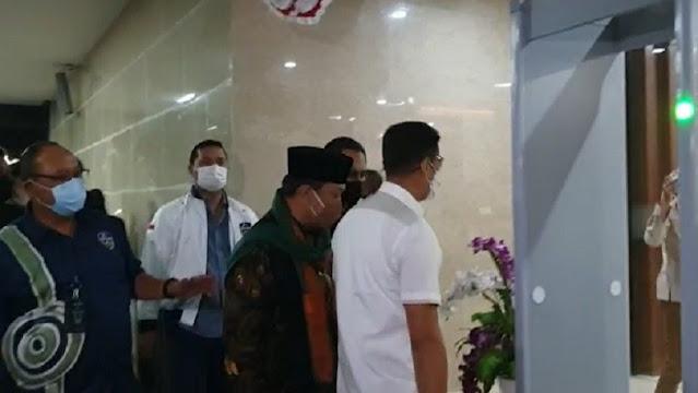 Kondisi Terkini Ustaz Yahya Waloni di RS Polri, Lumayan Parah