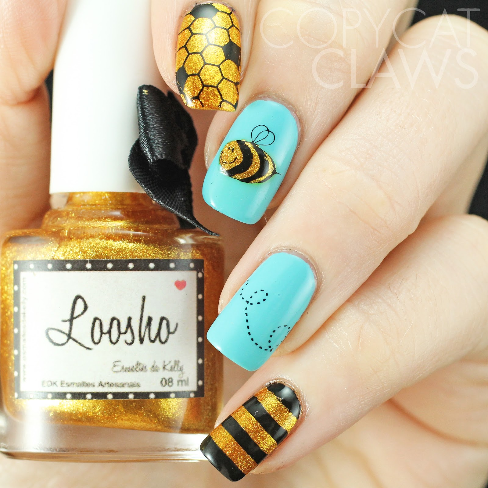 Copycat Claws: The Digit-al Dozen does New & Improved/40 Great Nail ...