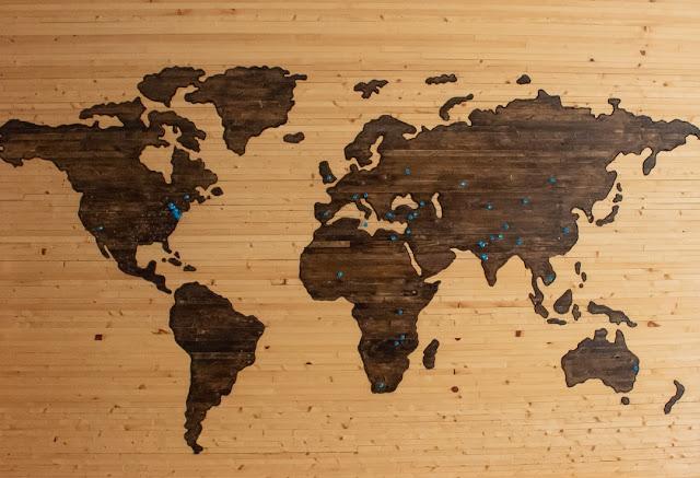 Benua: Daratan yang Sangat Luas di Dunia