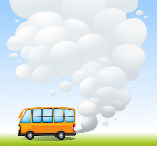 Emisi Kendaraan Bermotor Dan Efeknya Terhadap Lingkungan