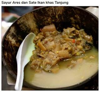 Wisata Kuliner Sayur Ares Lombok Utara