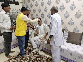 भगवान श्री महावीर स्वामी के आशीर्वाद से पूरे भारत में जप तप का अनुष्ठान चल रहा