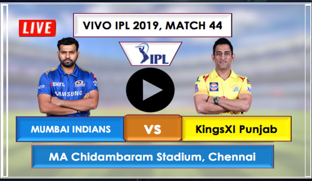 CSK vs MI live Streaming free