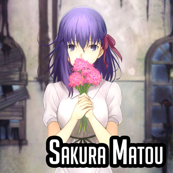 [E] Sakura Matou - Fate/Stay Night Wallpaper Engine