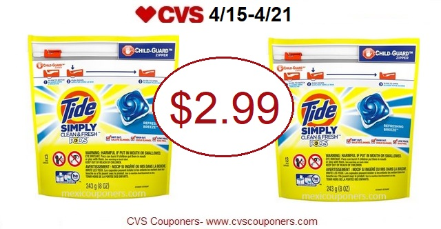 http://www.cvscouponers.com/2018/04/hot-pay-299-for-tide-simply-pods-at-cvs.html