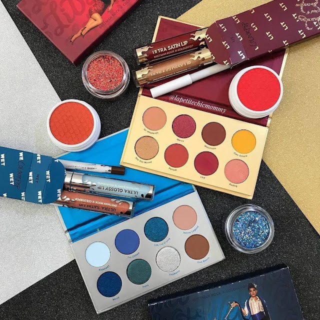 Colourpop Are You Wet or Lit?