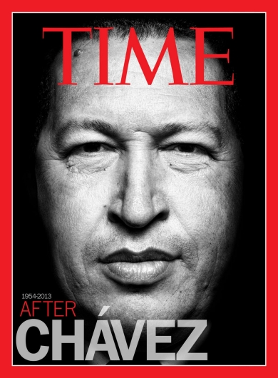 Revista Time Hugo Chávez 2013