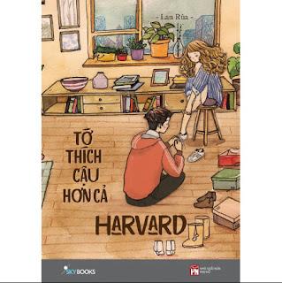 Tớ Thích Cậu Hơn Cả Harvard ebook PDF-EPUB-AWZ3-PRC-MOBI